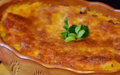 Rezept Spargel-Lasagne